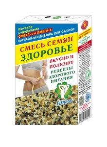 смесь семян здоровье