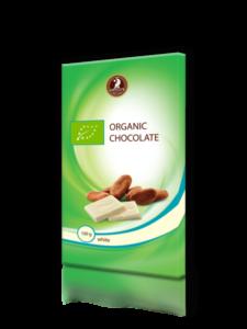 белый органический шоколад