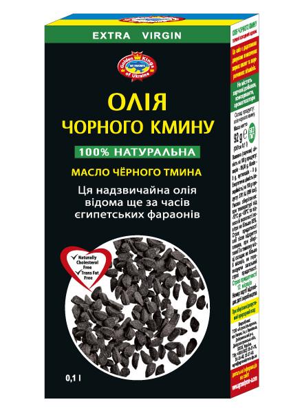 Масло чёрного тмина